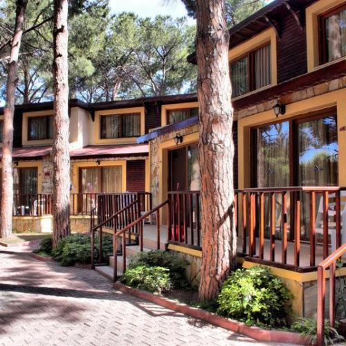 Kušadasi Hotel Omer Holiday Resort 5*