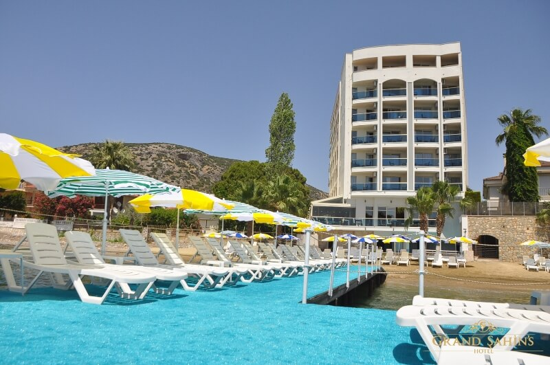 Hotel Grand Sahin's 4* - All inclusive letovanje Turska