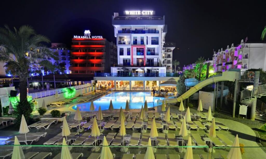 Hotel White City Beach 4* - Alanja letovanje