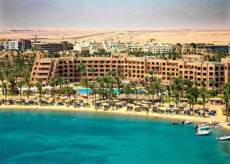 Hotel Continental Hurghada Resort 5*-Hurgada all inclusive
