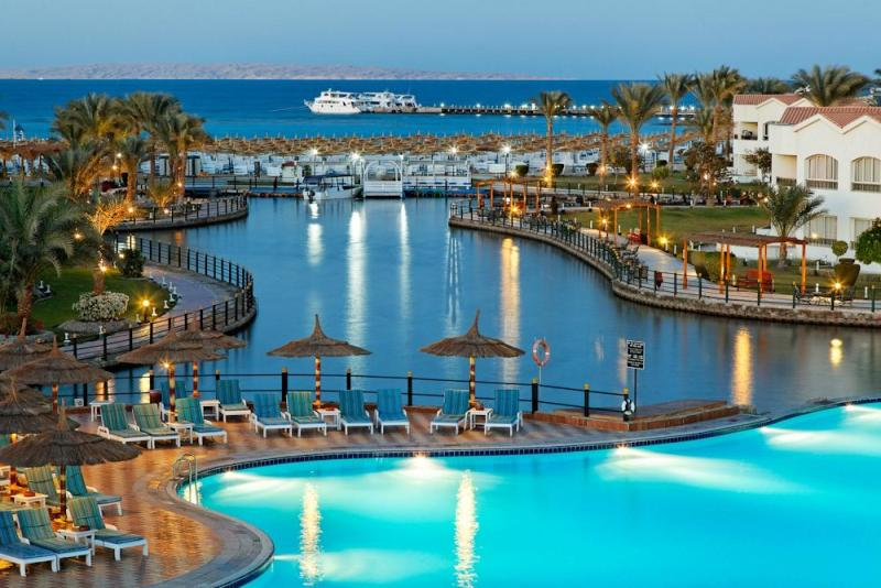Hotel Albatros Dana Beach Resort 5*-Hurgada all inclusive